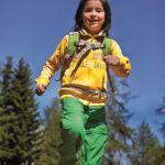 Tragendes Element: Rucksäcke für Kinder