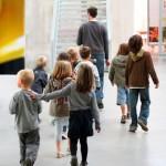 Kostenlos kommen Kinder mit Globetrotter Ausrüstungen ins Museum