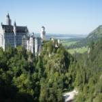 Wandern um den Alpsee: Schloß Neuschwanstein und Postkartenkulisse