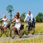 Tour de Familie: Einmal um den Möhnsee