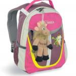 Ein Kinder Rucksack kann auch schick und komfortabel sein, beweist Tatonka