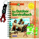 Expedition Natur: Das Outdoor-Survivalbuch für Kinder