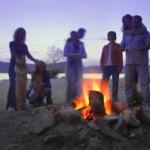 Für Schleckermäuler am Lagerfeuer: Griesbrei hebt die Stimmung