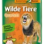Tierischer Spielspaß mit den Expedition Natur Trumpf-Quartetten