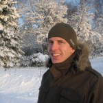 Was tun an kalten Tagen? Christoph Centmayer von Bergans weiß es!