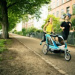 Mit dem Chinook bietet Chariot einen Fahrradanhänger für jeden Tag