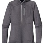 Ein innovatives Patagonia Fleece Hoody mit Polartec Power Dry High Efficiency