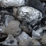 Deftige Rosmarinkartoffeln vom Lagerfeuer