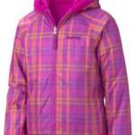 Eine Kinderjacke und zwei Farben: Marmot lässt das Girl´s Gemini Jacket wenden
