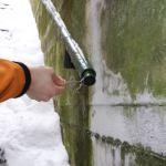Dosenfischen im Winter: Geocaching mit der Familie