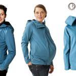 """Vicki Marx, Gründerin von Mamalila:""""Unsere Jacken sollen auch nach der Schwangerschaft passen und keine reine Umstandsmode sein."""""""