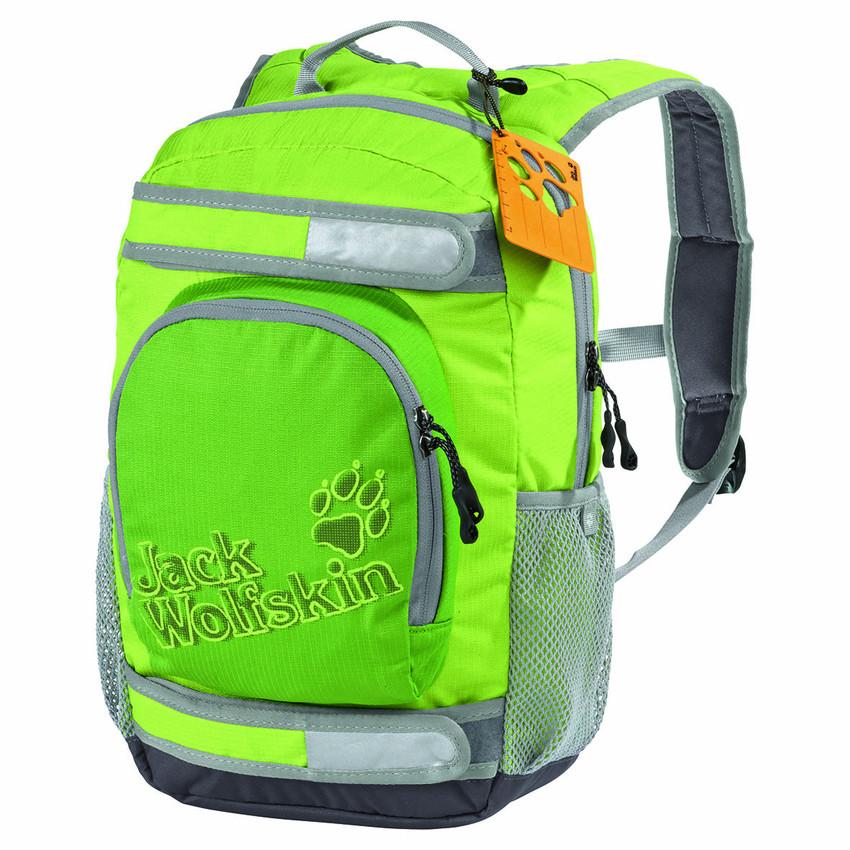 außergewöhnliche Auswahl an Stilen Wählen Sie für späteste am besten einkaufen Kickflip! Ein Jack Wolfskin Rucksack für Kinder der ...