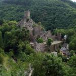 Mit GPS Daten! Wandern in der Eifel: Wasserfall und Vulkansee am Mosenberg
