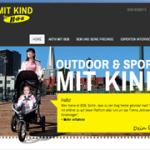 BOB Fahrer gesucht! Britax Römer informiert über Outdoor und Sport mit Kind