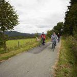 Radtour mit Kindern: Auf der alten Eisenbahntrasse vom Pott bis nach Hessen