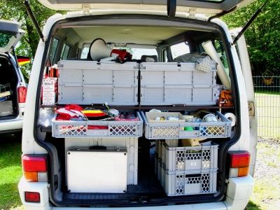 alles dabei eine ultimative packliste zum campen mit der. Black Bedroom Furniture Sets. Home Design Ideas