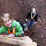 Wo kann man einen Kindergeburtstag feiern? In einem der 5 Top Kletterwälder