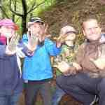 Outdoor Kinder entdecken in Winterberg die Natur mit dem Ranger oder GPS