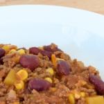 Essen wie die Cowboys: Einfaches Chili con Carne Rezept fürs Lagerfeuer