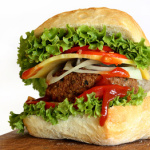 Bremer aufgepasst: Schnell und einfach einen Outdoor Hamburger kochen!
