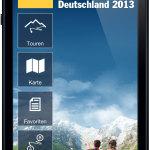 Wander App vom ADAC für iPhone und Android