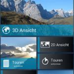 Wie echt! Mit den 3D Outdoor Guides und Kindern durch die Alpen wandern