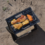 Raffiniertes Rezept zum Grillen: Fleischspieße mit Trockenpflaume