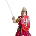 Ritter und Burgfräulein: Eine spannende Schnitzeljagd für die Kindergeburtstags Mottoparty