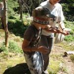 Baumfinden: Mit Kindern im Wald spielen