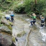 Urlaub im Allgäu: Der Wasseramselsteig Rettenberg ist Abenteuer pur für Outdoor Kinder