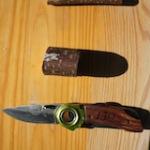 Kreisel schnitzen: Outdoor Kinder greifen zum Messer!