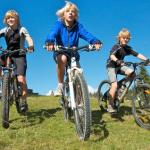 Packliste für eine Mountainbike Tour mit Kindern