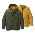 Patagonia ist schick! Die Boy´s 3 in 1 Jacket für Herbst und Winter