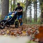 Sieben Geheimnisse zum Sport mit Jogger Kinderwagen