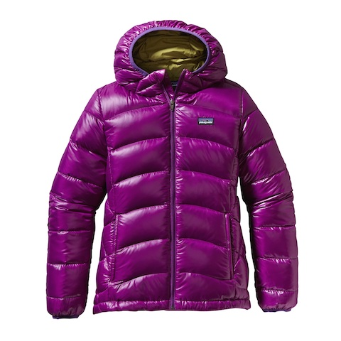 free shipping 9515a 59194 Patagonia Jacke Girls Hi-Loft Down Sweater und der Winter ...