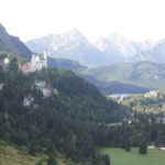 Königlich mit Kindern  wandern: Vom Tegelberg über die Bleckenau zum Schloß Neuschwanstein