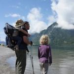 Outdoor Familie aufgepasst: Wir verleihen Kindertragen und Rucksäcke