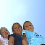 Schnitzeljagd am Kindergeburtstag: Cop und Gangster