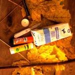 Tolle Laternen basteln aus Naturmaterialien und Recyclingverpackungen