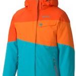 Skibekleidung für Kinder: Bunt, warm und robust
