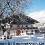 Wilder Kaiser: Familien-Skiurlaub auf dem Bauernhof