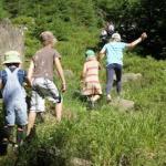 Serie Teil 3: Spielideen für eine Schnitzeljagd im Wald