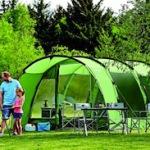 Familienzelt Boston von Easy Camp schont das Budget