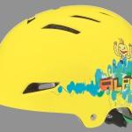 Fahrradhelm von Alpina im coolen Parkstyle