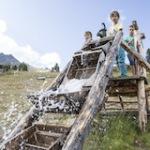 Nauders mit der Erlebniswelt Goldwasser