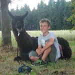 """Lama Trekking: """"Ein Outdoorerlebnis mit interessanten, neugierigen Tieren """""""
