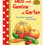 Im Garten mit Kindern: Drei tolle Bücher für draussen