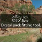 Osprey passt mit einer App den Rucksack an