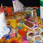 Partyrezepte für den Kindergeburtstag