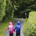 Kinderjacken aus Skandinavien für den Frühling
